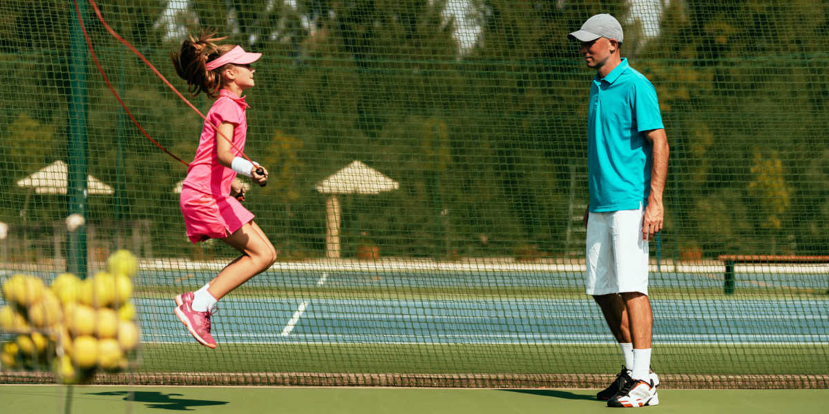 Avantage cardiovasculaire du tennis