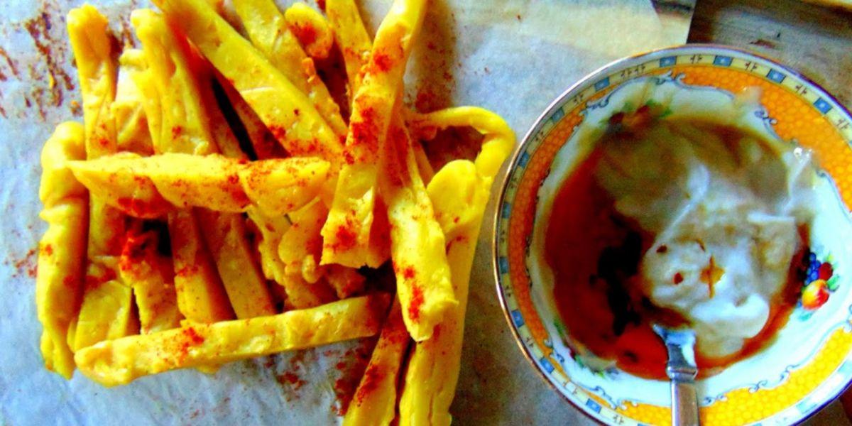 Chips et friture