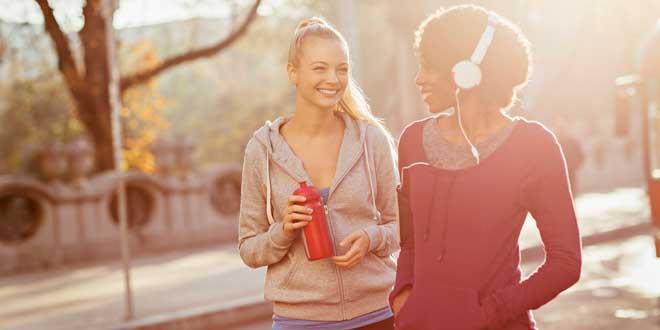 École Fitness et habitudes saines