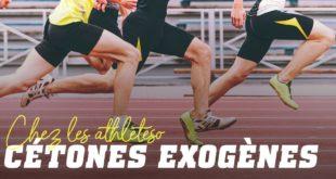Cètones exogènes chez les athlètes