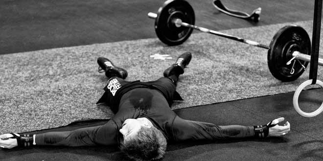 CrossFit et épuisement