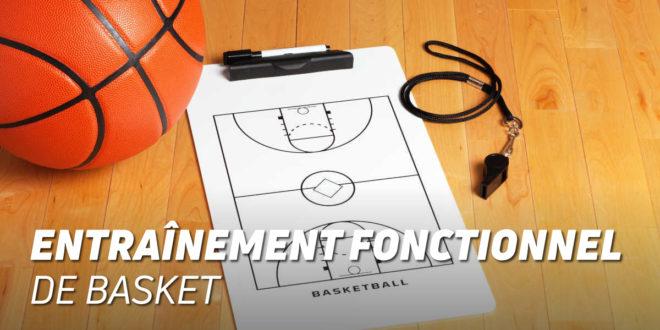 Entraînement Fonctionnel Basket
