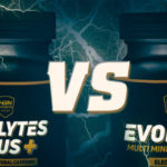 Evolytes plus vs evolytes plus +