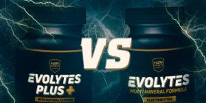 Evolytes plus vs evolytes plus +