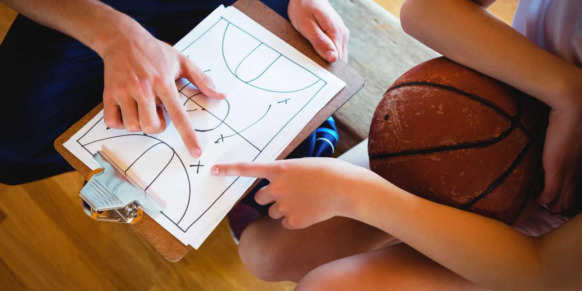 Exemples d'un entraînement fonctionnel de basketball