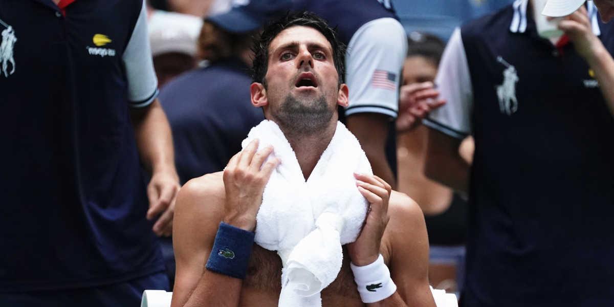 Exigence du tennis de haut niveau
