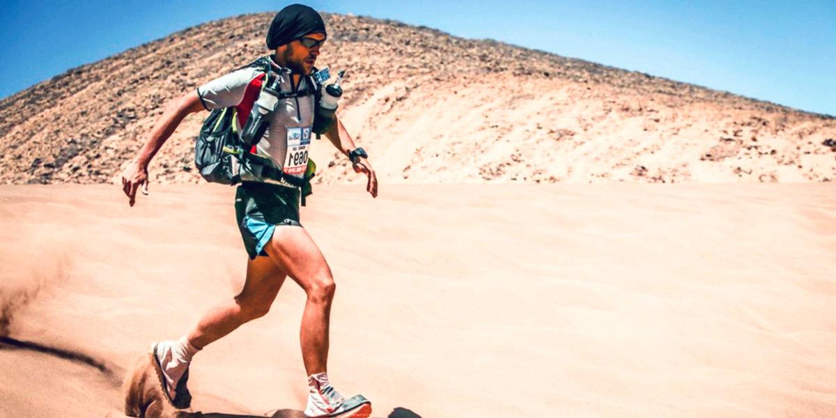 Ultra-trail et deshydratation