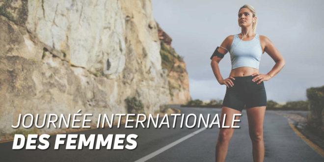 8 Femmes pour le 8M: Sportives qui ont aidé le monde du sport