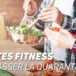 Recettes fitness pour la quarantaine