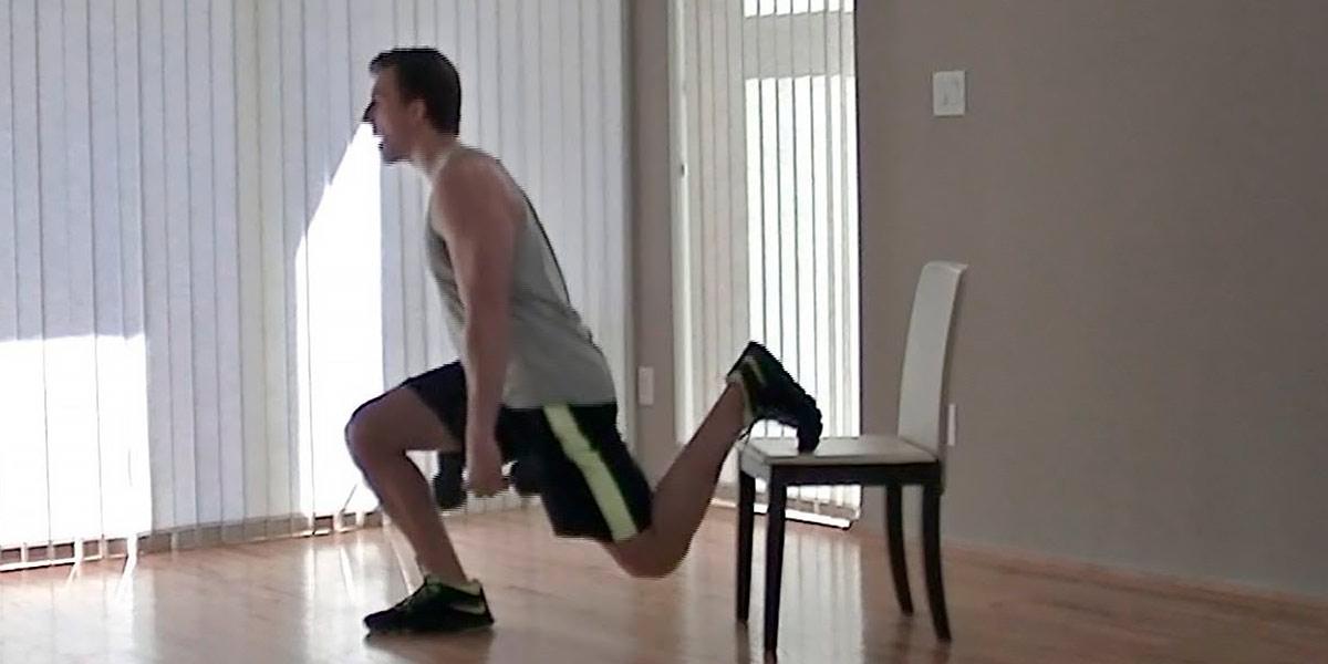 chaise entraînement