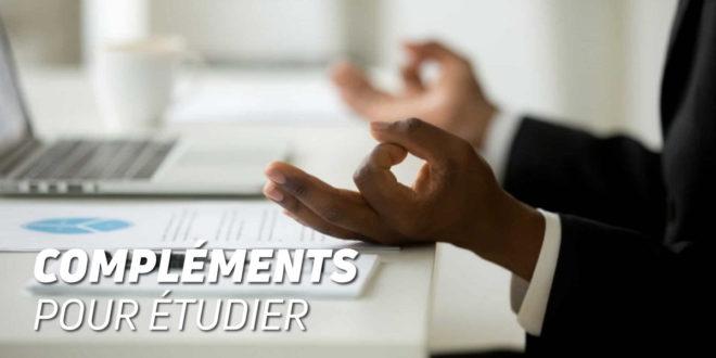 Compléments pour Étudier pour un Concours