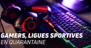 Gamers Ligues en Quarantaine