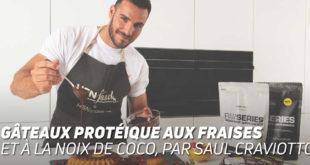 Recette Saul Craviotto