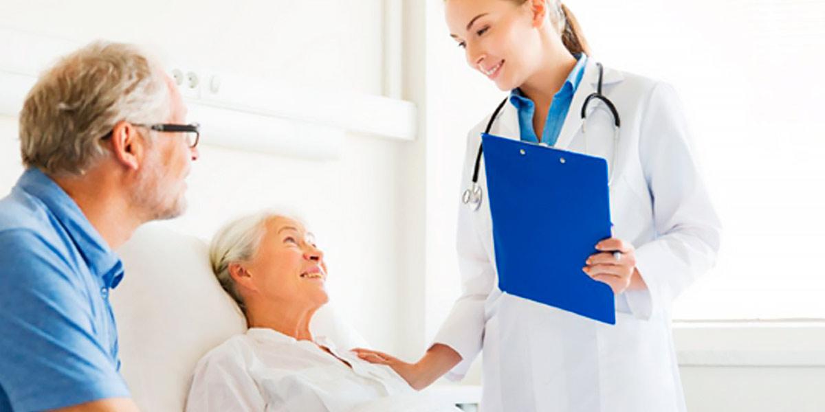 Coronavirus, médecine et personnes âgées