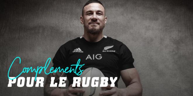 Compléments pour les joueurs de Rugby