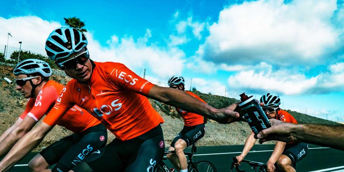 Qu'est-ce que le recovery pour un cycliste