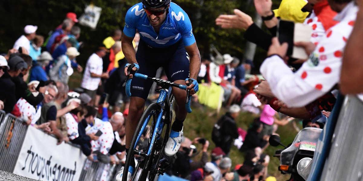 Cyclisme, récupération après un effort maximal