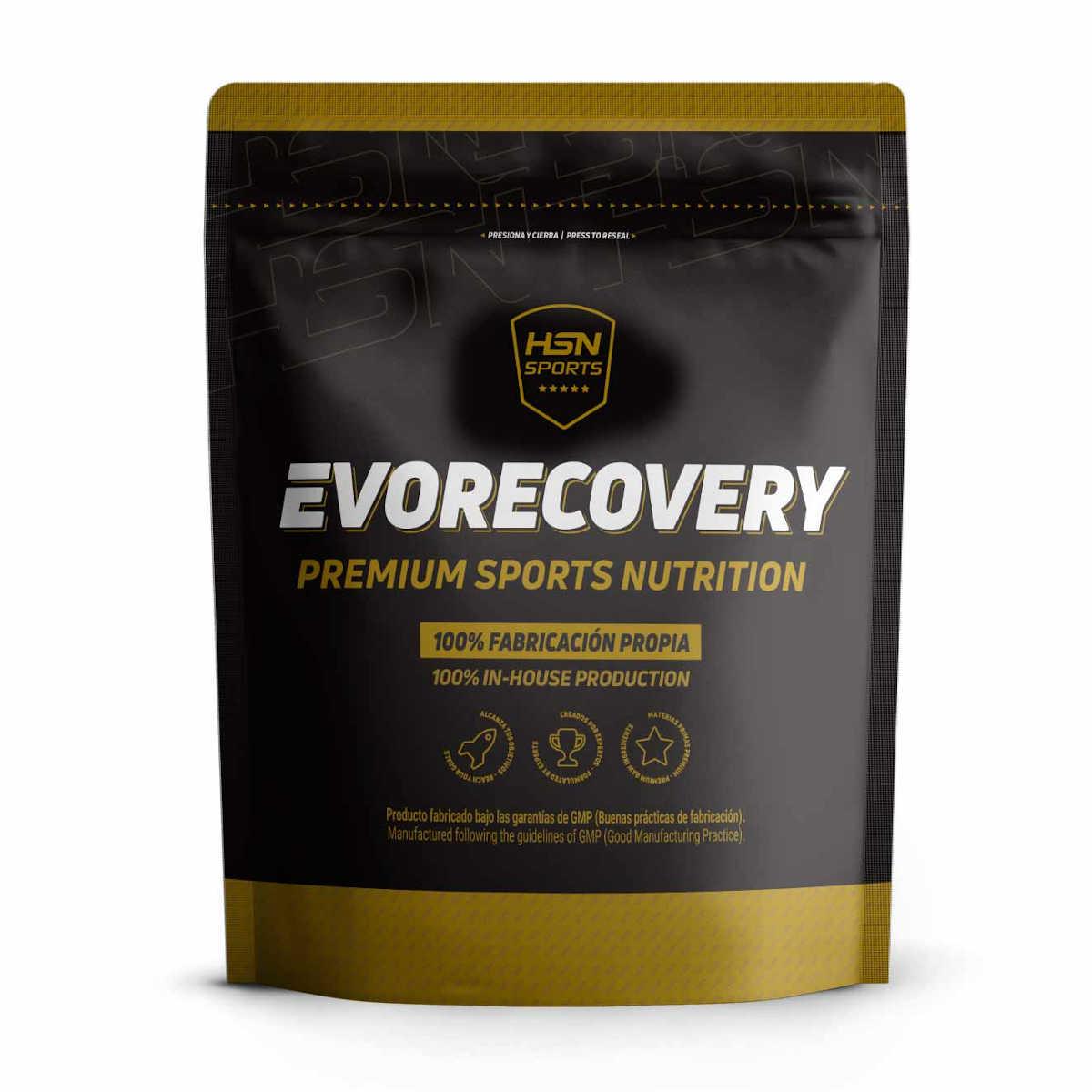 Evorecovery Compléments Cyclisme