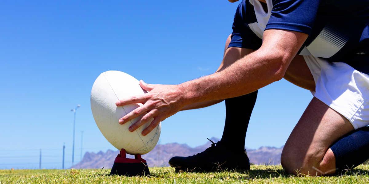 Régime d'un joueur de Rugby