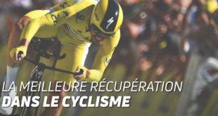 Récupération Musculaire Cyclisme