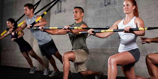 Exercices entraînement fonctionnel