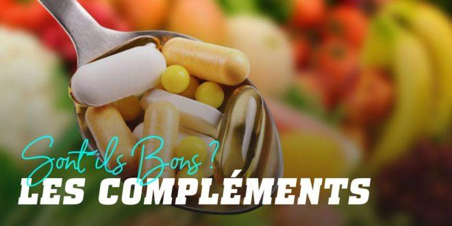 Comment diriez-vous à votre père que les compléments alimentaires sont bons pour la santé?