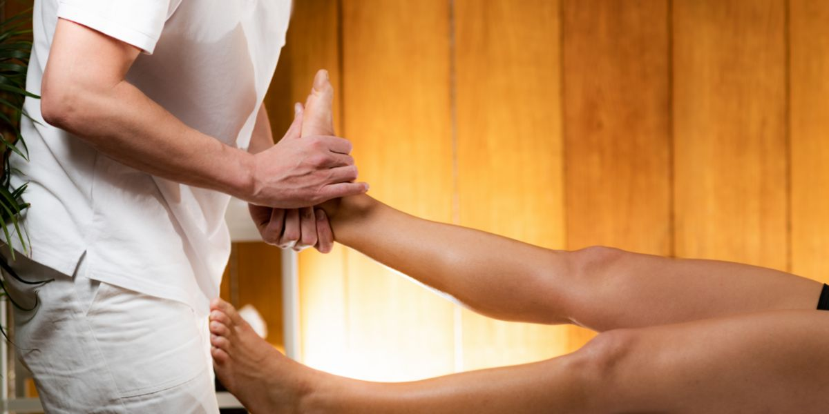 Massage des articulations