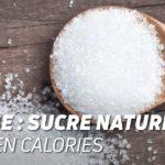 Psicose sucre naturel faible en calories