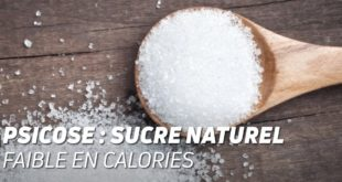 Psicose sucre naturel faible en calories