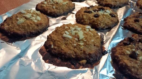 Recette biscuits avoine 2