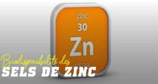 Sels de Zinc