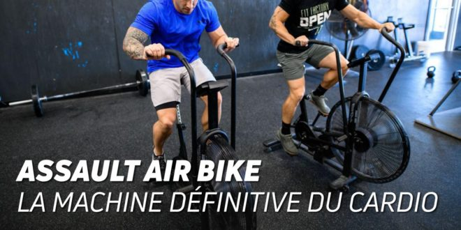 Assault Air Bike: la machine ultime pour le cardio
