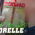 Chlorelle source de vitamine B12