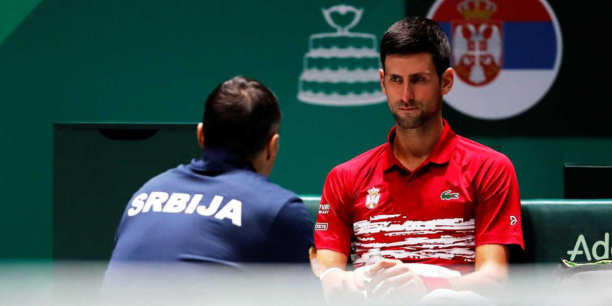 Comment Èviter la blessure au tennis?