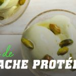 Crème de pistache protéinée