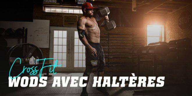 Entraînement CrossFit avec Haltères