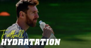 Football: hydratation