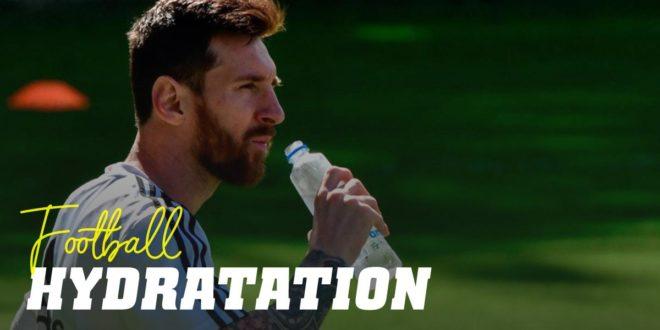 L'Importance de l'Hydratation dans le Football