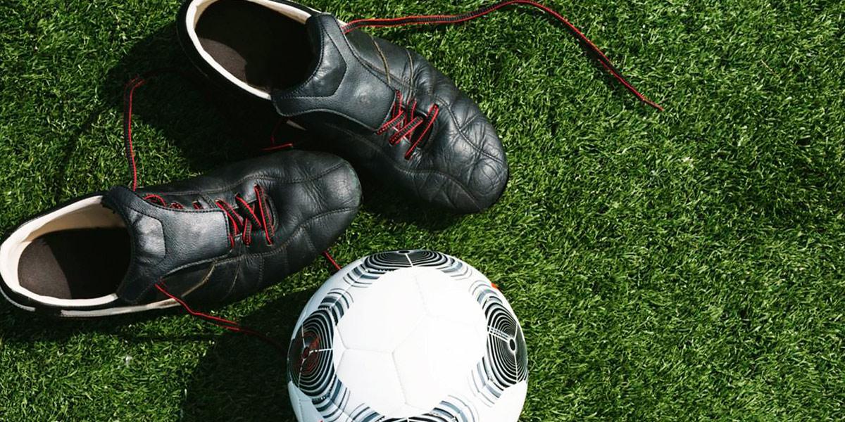 Habitudes saines dans le football