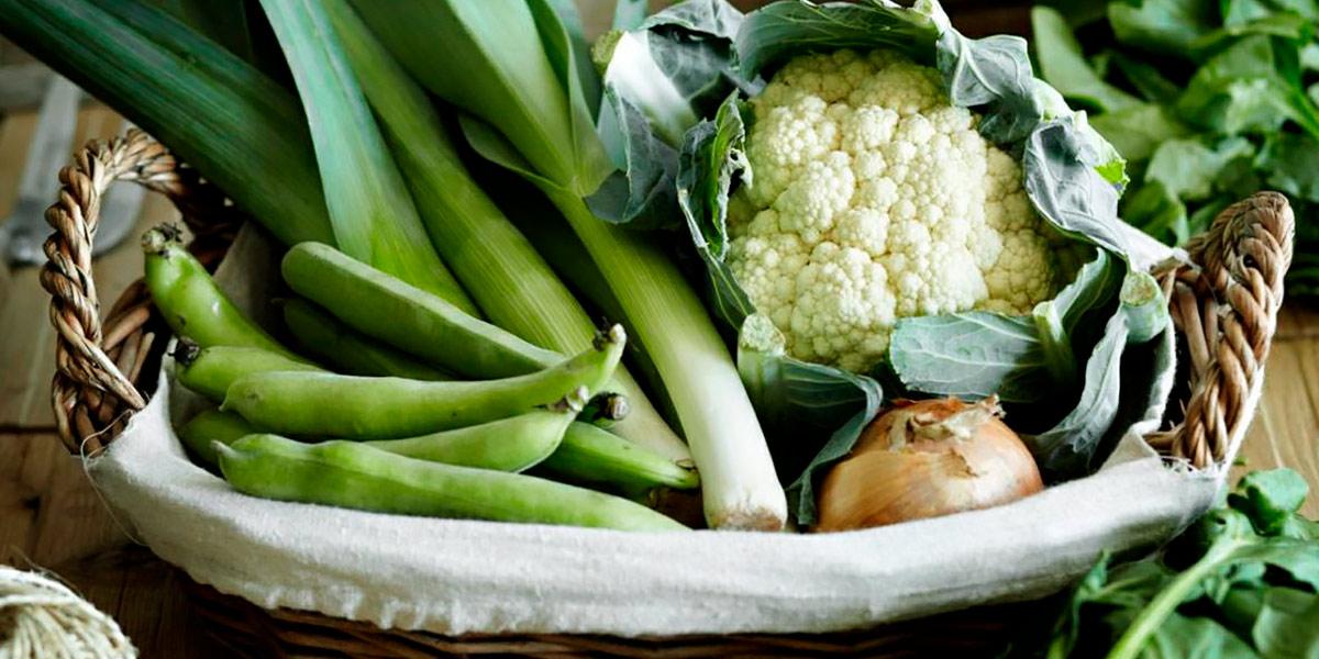 Légumes dans le régime bouddhiste