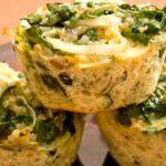 Mini-Épinards, Quinoa et Beignets au Fromage