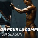 Nutrition pour la competition fitness: on season