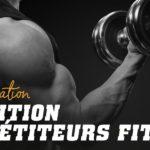 Récuperation nutrition compétiteurs fitness