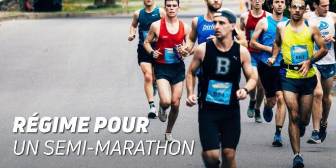 Semi-marathon: tout ce que vous devez savoir sur la nutrition