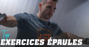 Top 10 exercices pour les trapèzes
