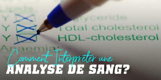 Comment Interpréter une Analyse Sanguine?