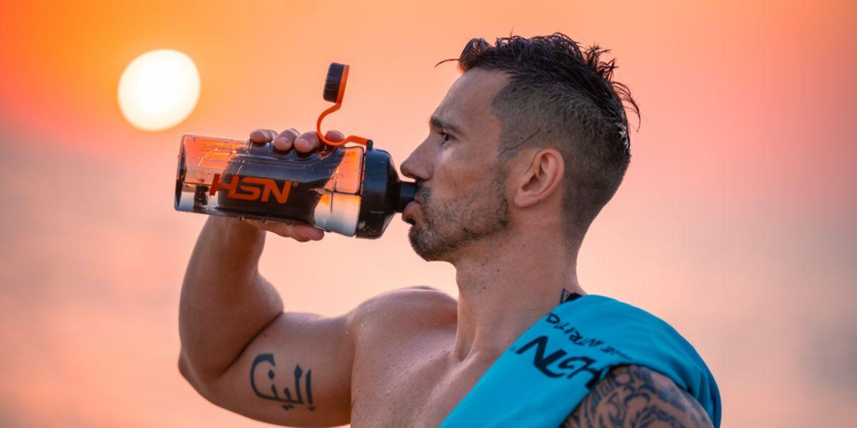 Hydratation avec HSN