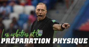Les arbitres et la préparation physique