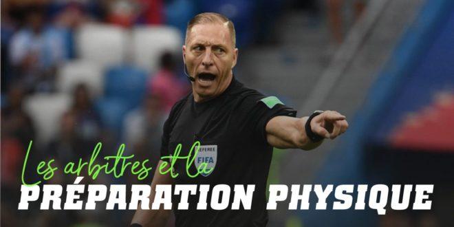 Préparation Physique des Arbitres de Football
