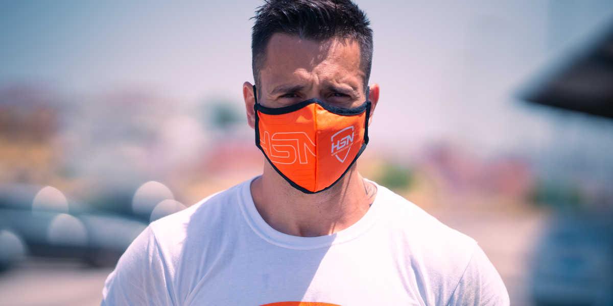 Nouvelle époque, le masque HSN